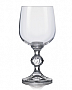 Bohemia Crystal Claudia Wine 230ml/6PC